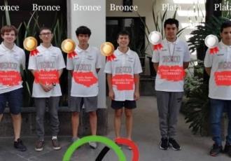 Gana México seis medallas en Olimpiadas de Matemáticas en Rusia