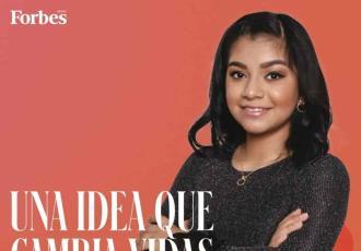 Forbes incluye a niña de 12 años en su lista de 100 Mujeres Poderosas de México