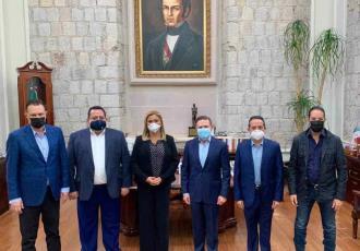 Asume José Rosas Aispuro presidencia de la GOAN; anuncia acciones a impulsar