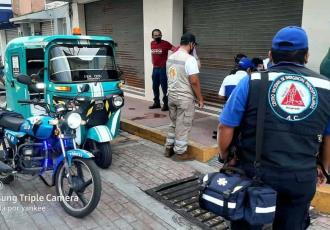 Muere hombre apuñalado en asalto a una abarrotera en Comalcalco
