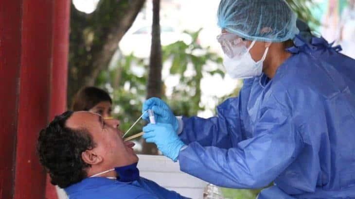 ´Libera´ Salud módulo de pruebas covid en el Parque Tabasco; ahora podrán asistir sin cita