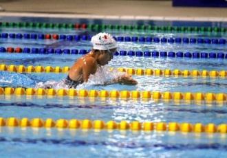 Eliminan a la nadadora mexicana Melissa Rodríguez en 100 metros pecho en Tokio 2020