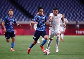 México no puede contra Japón y cae 2-1; complican su pase a cuartos de final en Tokio 2020