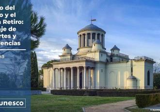 UNESCO incluye al Paseo del Prado y del Buen Retiro en su Lista de Patrimonio Mundial