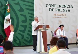 """Zacatecas vive una """"situación especial"""" por inseguridad reconoce AMLO"""