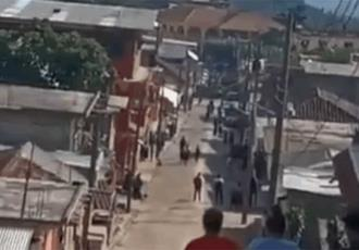 Grupo armado realiza actos violentos en Pantelhó, Chiapas