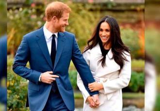 Incluyen a Lilibet, hija del príncipe Harry y Meghan Markle, en la línea de sucesión al trono