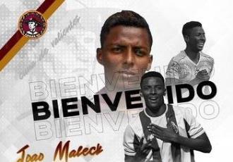 Coras FC contrata a Joao Maleck para la Liga Premier