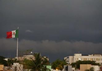 Prevé Conagua lluvias de hasta 50 milímetros para hoy martes en Tabasco