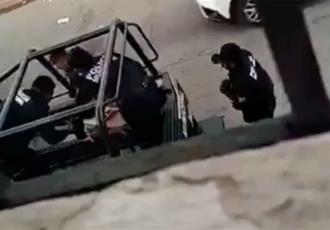 Condena JMF agresión de policías a una mujer... en Cárdenas