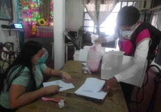 Inicia en Tabasco entrega de paquetería electoral para la consulta popular del 1 de agosto