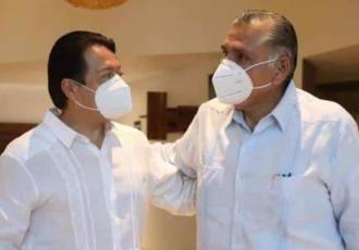 Confirma AALH que sostendrá encuentro privado con Mario Delgado, en su visita a Tabasco