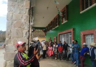 Encarcelan a edil de San José Ayuquila, Oaxaca