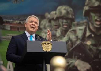 """Pide Colombia a Estados Unidos, declara a Venezuela como """"país promotor del terrorismo"""""""
