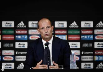 Revela Massimiliano Allegri que el Real Madrid lo buscó para DT