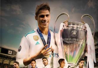 Manchester United llega a acuerdo con Real Madrid por Varane