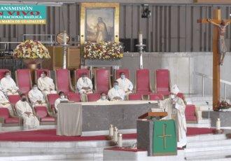 Realiza Diócesis de Tabasco peregrinación a la Basílica de Guadalupe