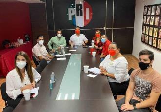 Considera Soraya Pérez que nadie debe descartarse para coordinar al PRI en la próxima legislatura local