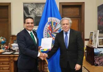 Pide Silvano Aureoles a la OEA no abandonar México