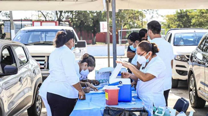 Solicita Gobierno de Tabasco a la Federación, 360 mil vacunas para población de 18 a 29 años