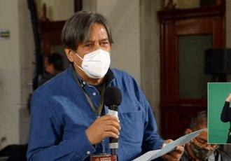 """Exhibe Julio Astillero proyecto de """"las Cañadas"""" en sierra Potosina; AMLO responde que no firmará autorización"""