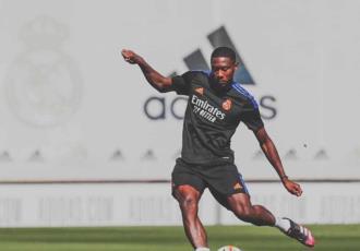 David Alaba da positivo a COVID, tras siete días en el Real Madrid
