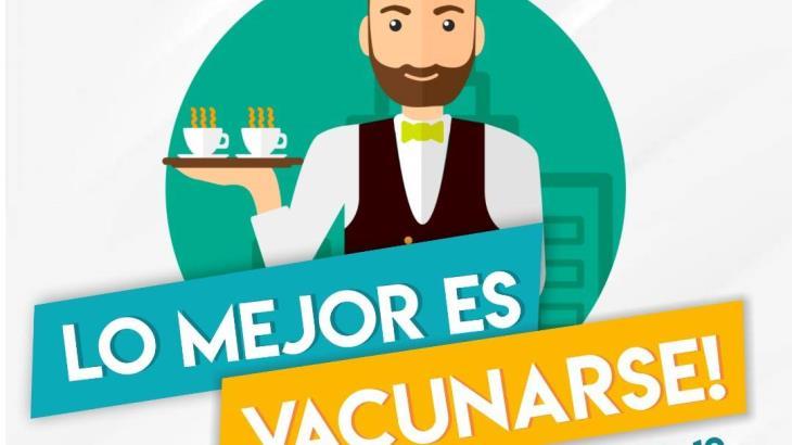Lanza Canirac Tabasco promoción para quienes presenten su comprobante de vacunación contra COVID-19