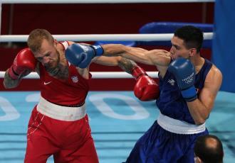 Debuta con triunfo el boxeador mexicano Rogelio Romero en Tokio 2020; está a un triunfo de asegurar medalla olímpica
