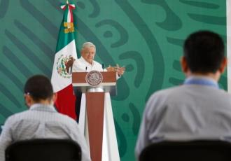 Insiste López Obrador en el retorno a clases presenciales para el próximo ciclo escolar