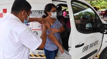 En Tabasco, un millón 600 mil personas han sido vacunadas contra el COVID-19: Salud