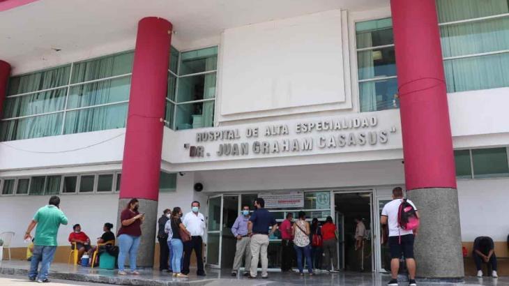 Reporta Tabasco 554 nuevos casos y 14 defunciones más por COVID-19