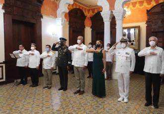 Encabeza Carlos Manuel Merino tradicional Grito de Independencia en Tabasco