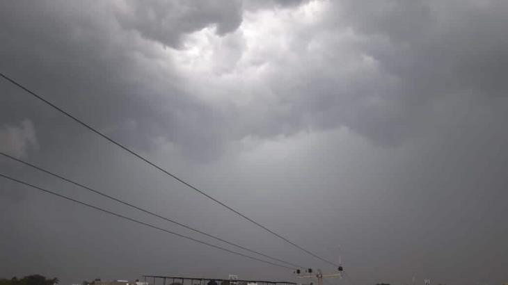 Prevé CONAGUA lluvias de hasta 75 milímetros para este viernes en Tabasco