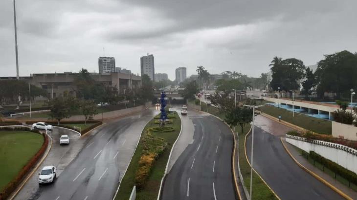 Prevé Conagua el arribo de otra Onda tropical a Tabasco