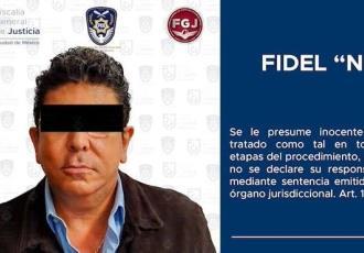 Fidel Kuri saldría de prisión con fianza de 100 mdp