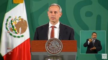 Variante Mu ya está en México, pero no es de las más virulentas o transmisibles: López-Gatell