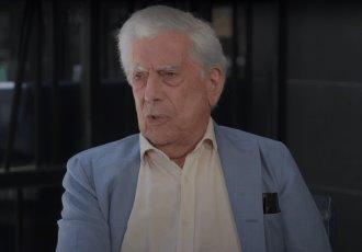 """""""López Obrador se quiere reelegir, sin ninguna duda"""", dice Mario Vargas Llosa en entrevista para Latinus"""