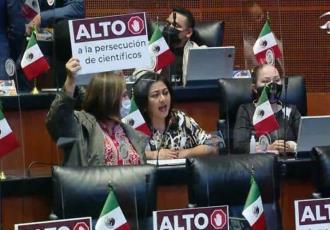 PAN y PRI en el Senado cierran filas a favor de la comunidad científica