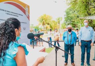 Asegura Tito Filigrana que es aliado de la 4T y del gobierno estatal