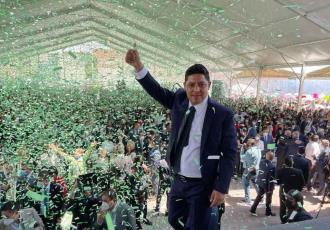 """""""Saqueo en San Luis Potosí se va a cobrar"""", advierte nuevo gobernador Ricardo Gallardo"""