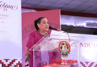 "Rinde Nydia Naranjo su último informe como alcaldesa de Cunduacán; ""misión cumplida"", expresa"