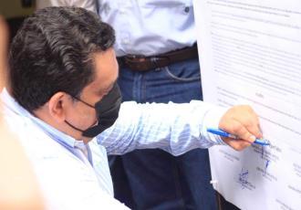 Anuncia PRD Tabasco conformación de padrón de ciudadanos en resistencia civil para entregarles carta-amparo
