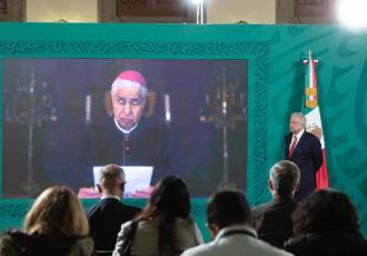 Papa Francisco pide perdón a México por los excesos durante la evangelización