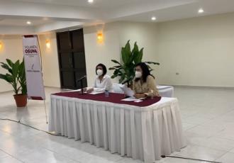 Presenta Yolanda Osuna primera parte de su gabinete... para gobernar Centro