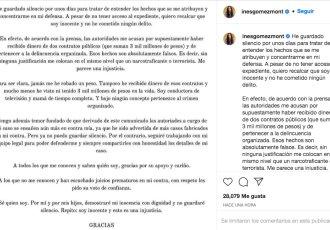 """""""Jamás he robado un peso, mucho menos he visto ni tenido 3 mmdp en la vida"""": Inés Gómez Mont"""