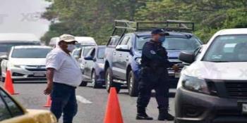 Muere motociclista tras salirse de la carretera Cárdenas-Villahermosa