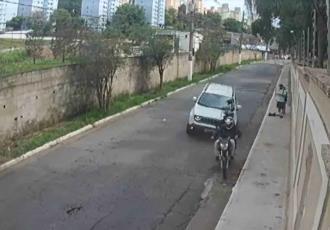 Atropellan en Brasil a delincuentes cuando intentaban robar a una pareja