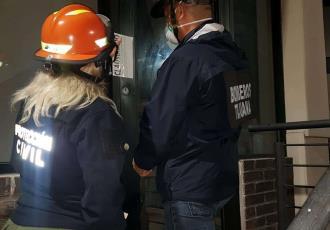 Atienden de emergencia a trece empleados de un restaurante en Tijuana tras inhalar monóxido de carbono