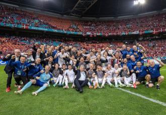 Dinamarca, segunda selección en el Mundial de Qatar