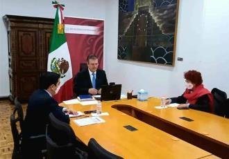 Destaca México protección humanitaria a ciudadanos de Afganistán, durante cumbre extraordinaria del G20